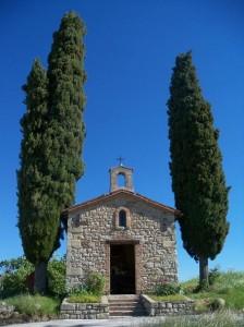 Agritourism chapel