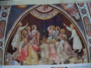 Castle frescos 2