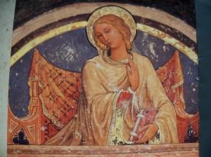 Castle frescos 3
