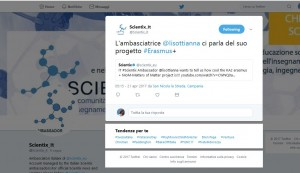 scientix ambassador