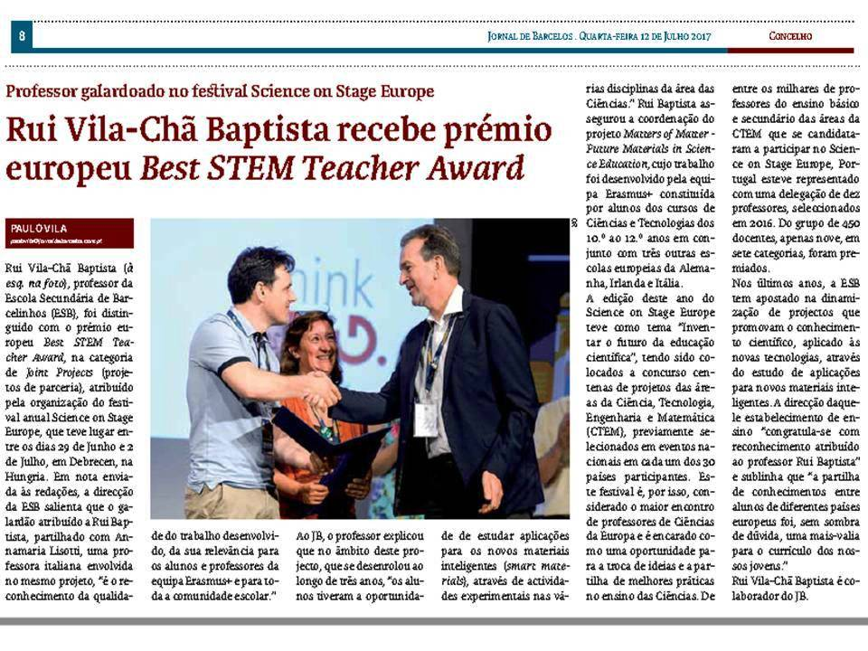 MoM Project & the Portuguese Press