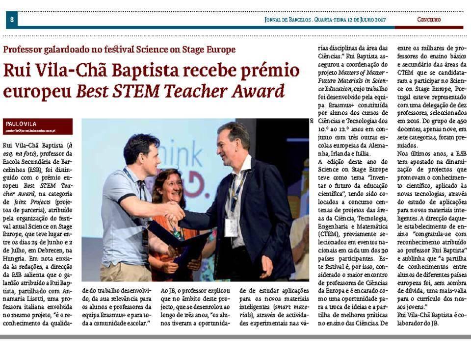 MoM Project & the Portuguese Press