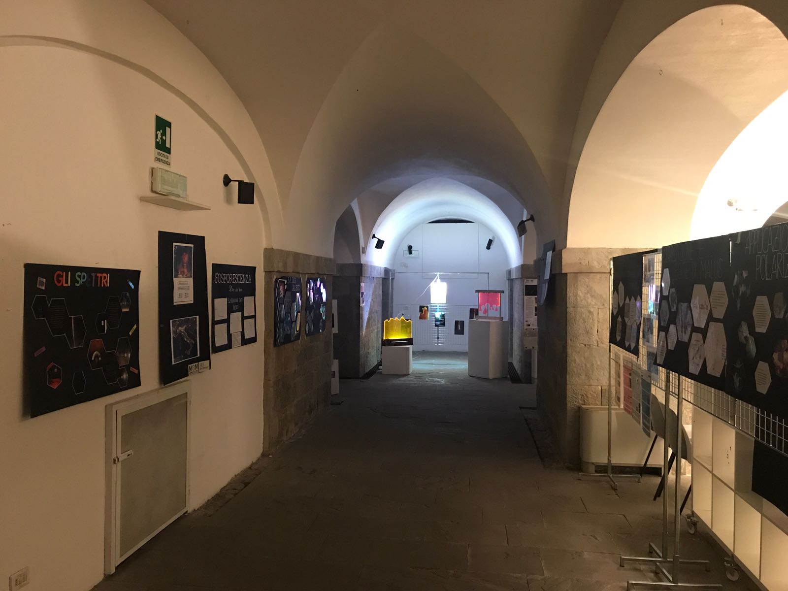 MoM Final Exhibition @Ducal Palace Pavullo
