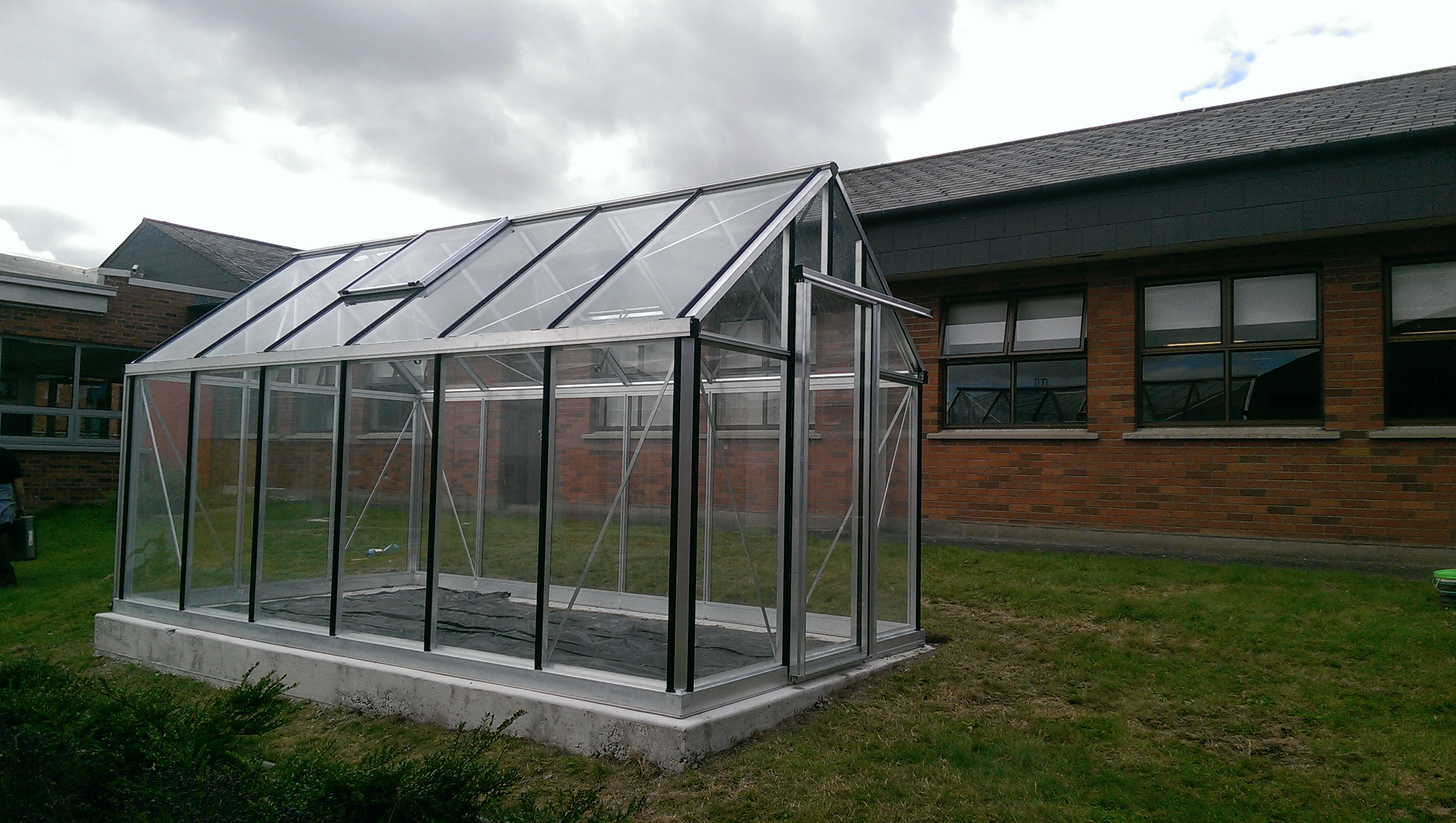 New Glasshouse for Ireland