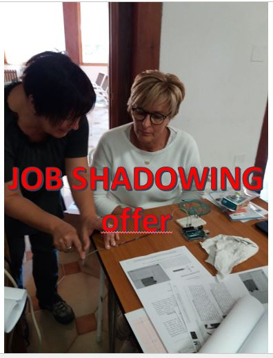 JobShadowing @ MoM