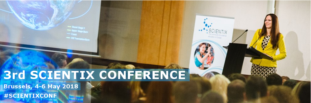 MoM goes to 3rd Scientix Conference